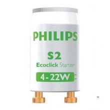 Philips Starter S2 4-22W SER 220-240V WH 2BC / 10
