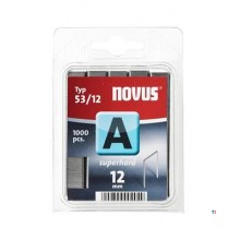 Agrafes Novus Fine Wire A 53 / 12mm, SH, 1000 pcs.
