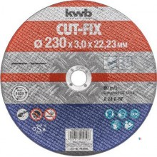 KWB Doorsl, Discs With, 230X3X22