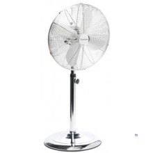 Bestron Stand fan, basket O45cm, chrome, 50W