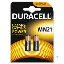Duracell Alkaline MN21 batterier 2st.