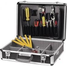 ERRO Aluminum Case 457x330x152, black