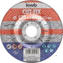 KWB Doorsl, dischi con, 125X3X22