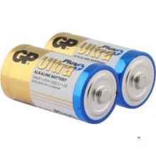 Batería GP C Baby Alkaline Ultra Plus 1.5V 2pcs