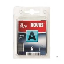 Agrafes Novus Dundraad A53 6 VZ