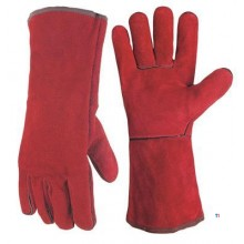 GYS Leather gloves, multifunctional