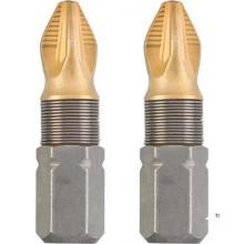 Carte Titan Pz 2 KWB 2 bits 25 mm