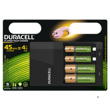 Duracell Charger CEF 14 Hi-Speed 45