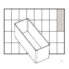 Caja de empotrar Raaco 55 A9-2, suelta