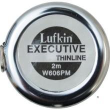 Lufkin målebånd 6mmx2m metrisk W606PM