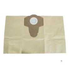 Bolsa de polvo Scheppach para ASP20ES, ASP30ES, NTS 5 uds.