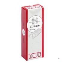 Agrafes Novus Fine Wire H 37 / 6mm, 5000 pcs.