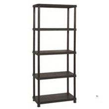 Keter Rack, Plus, plastic, 5 shelves, 80cm