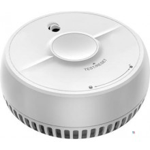 Angle Eye Smoke detector, compact design, duo pack