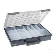 Raaco Assortment box Assorter 55 4x8 17 trays