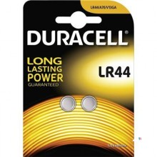 Duracell Button cell batteries LR44 2pcs.