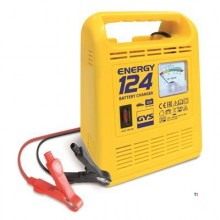 GYS Battery charger ENERGY 124, Traditional