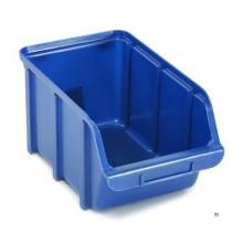 Coșuri de depozitare Raaco Coș de depozitare 3, albastru COȘ 3