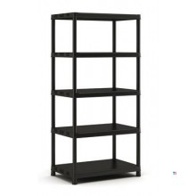 Keter Kunstst. rack XL Plus with 5 shelves