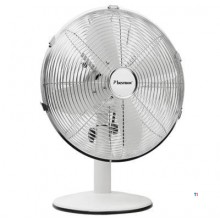 Bestron Table fan, basket O35cm, white, 45W
