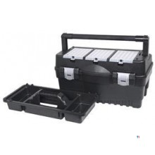 ERRO 600 Tool case with insert and assortment box