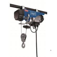 Paranco elettrico Scheppach HRS250
