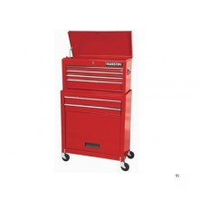 ERRO 6 drawers Combination set, cart with top box