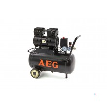 AEG 24 Liter Professionelel Low Noise Compressor