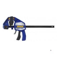 Abrazadera / esparcidor de abrazadera de una mano Irwin XP 300 mm