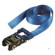 Cinghia di ancoraggio MasterLock, 6 mx 35 mm, blu, 800 kg
