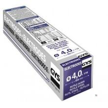 GYS Elettrodi acciaio O4,0mm (x110)