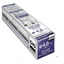 Electrodes GYS acier O4,0mm (x110)
