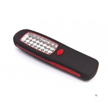 HBM 27 LED hand lamp including batteries