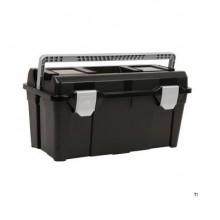 Cutie de scule Raaco DIY - T35, negru / gri