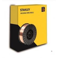 Alambre de soldadura Stanley en rollo SG2 5.0 kg