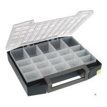 Caja surtida Raaco Boxxser 80 5x10 20 bandejas