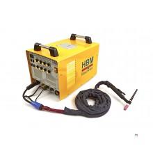 HBM TIG 200 AC / DC inverter