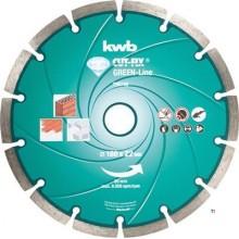 Disco de diamante KWB Green Line178Zb