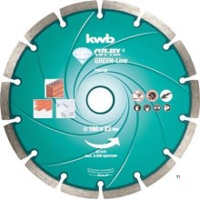 KWB Diamond Disc Green Line178Zb