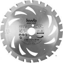KWB Circular Sawbl, Hm 165X20 Akku Top
