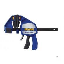 Abrazadera / esparcidor rápido con una mano Irwin XP 150 mm