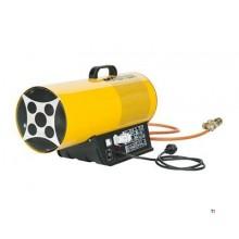 Master Gasheater BLP53 ET 53KW, regolatore BE