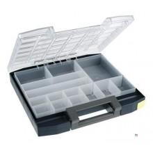 Caja surtida Raaco Boxxser 55 6x6 14 bandejas