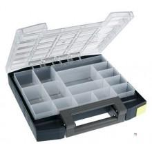 Caja surtida Raaco Boxxser 55 5x5 15 bandejas