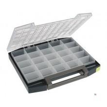 Raaco Assortimento box Boxxser 55 5x10 25 vassoi