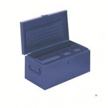 Caja metálica U-910 con inserto RAL 5010