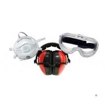 Conjunto de seguridad Skandia Comfort 3Dlg