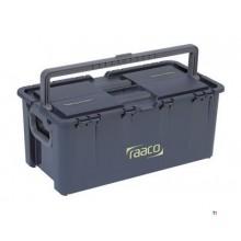 Caja de herramientas Raaco Compact 37 incl.
