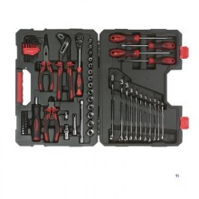 Crescent Prof 3-8 Handverktygssats 69 st