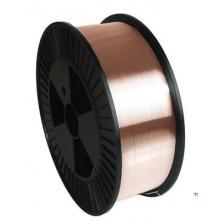 Bobina GYS Wire 300x0,8mm, 15kg, acciaio